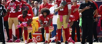 ESPN Host Says NFL Injects Politics 'By Playing The National Anthem' [VIDEO]