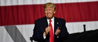 'Vintage Trump' Comes Out At Iowa Rally