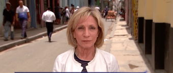 Andrea Mitchell Pushes Pro-Cuba Narrative Ahead Of Trump Policy Change