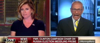 Fox Business Host Calls Out Podesta For Having Financial Ties To Russia [VIDEO]