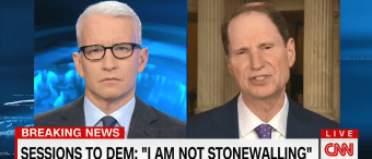 Sen Ron Wyden On Jeff Sessions: Doesn't Have A 'Grasp On The Law' [VIDEO]