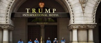 Trump Organization Says It Will Donate Profits Made From Saudi Lobbyist Payments