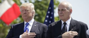 White House: Kelly Will Bring 'Discipline,' All Staff Will Report To Him