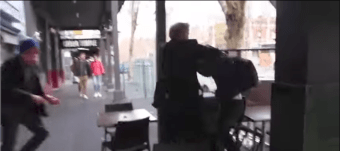 Australian Conservative Columnist Beats Down Antifa Attackers [VIDEO]