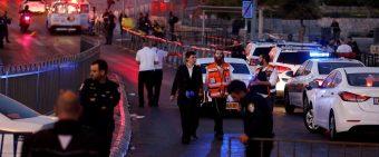 Palestinian Terrorists Reject ISIS Claim On Jerusalem Police Attack