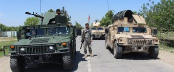 Taliban Burst Into Afghan Police Headquarters, Kill Five Policemen