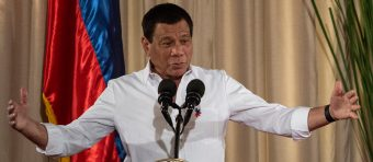 Duterte Vows To Eat Livers Of Islamist Militants