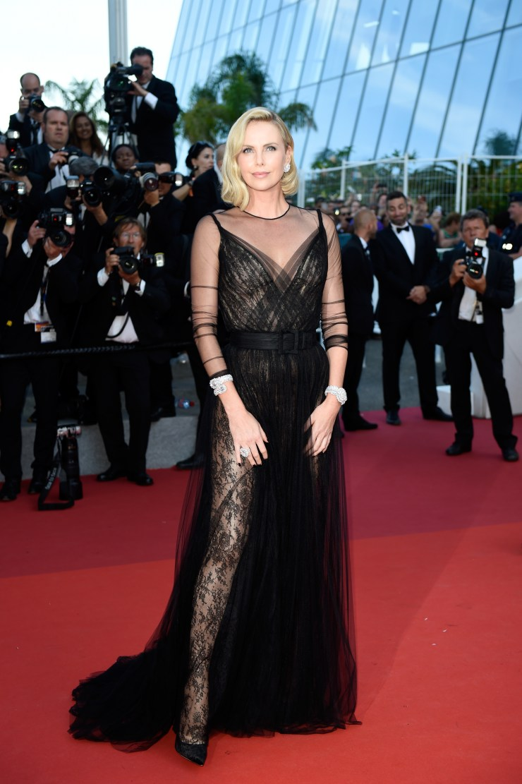 Charlize Theron, age 41 (Photo: Getty)