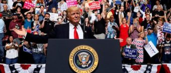President Trump To Hold Rally Next Week In Ohio