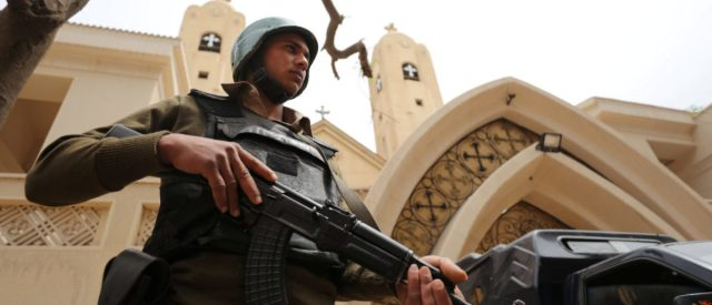 Churches In Egypt Halt All Activities For Remainder Of July Amid Terror Threat