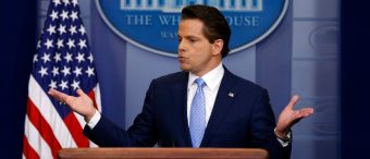 'Cameras Are Back On' -- Scaramucci Promises Televised WH Press Briefings
