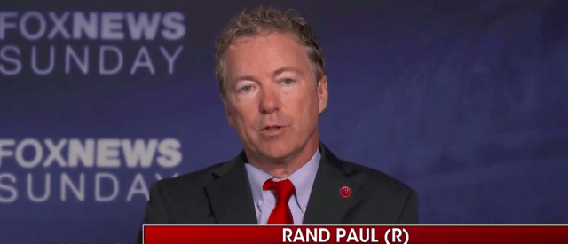 Rand Paul Tells Trump Not To 'Oversell' Health Care Bill