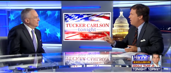 Guest Compares Tucker Carlson To Nazi Apologist [VIDEO]