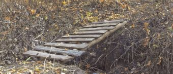Man Builds Park Stairs For $550 After Gov't Officials Said It Could Cost Up To $150,000