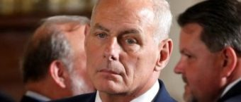How Kelly Is Shaking Up The Trump White House