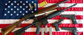 USA Has More Guns Dealers Than McDonald's, Grocery Stores And Starbucks Combined