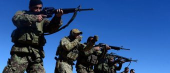 NATO Troops Kill Suspected Afghan 'Inside Attacker'