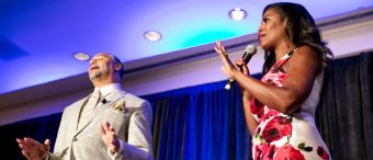 Activists Turn Their Backs During Omarosa's Talk At Black Journalist Conference