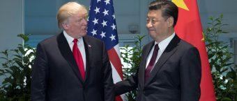 China Dismisses Trump Tweets, Seen As 'Emotional Venting'
