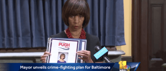 Baltimore Mayor Releases New Crime Plan After 'Nobody Kill Anybody' Weekend Failure