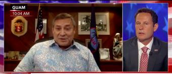 Governor Of Guam Praises Trump's Tough Stance On North Korea