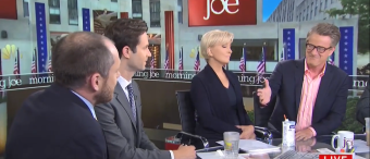 Scarborough Says Acosta's Words Sounded Like Something Out Of 'Mein Kampf'