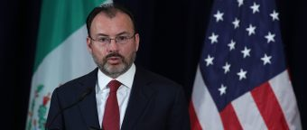 Mexican Foreign Minister Urges Congress To Pass 'Dreamer' Amnesty