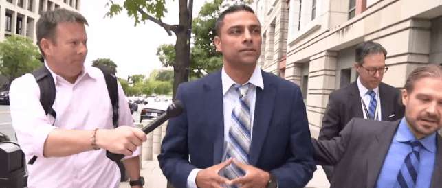 Soon After Imran Awan's Other Wife Called Police On Him, Gunmen Shot At Her