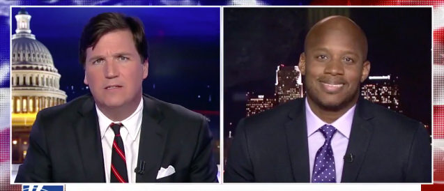 'Good Luck In Mexico': Tucker Takes On Guest Over Marshawn ...