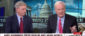 Chris Matthews: Trump Is Moving Capital To Jerusalem For Roy Moore