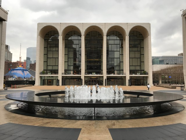 The Metropolitan Opera, which took more than $200,000 from the Sackler family in recent years. (DCNF/Ethan Barton)