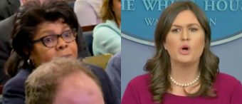 Sarah Sanders Asked If White House Is Withholding Information – Her Response Is A Blowtorch