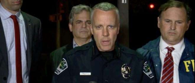 Austin Police Chief Brian Manley (Screenshot/KXAN)