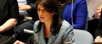 UN Ambassador Nikki Haley Calls Out Russia For Violating Syrian Ceasefire
