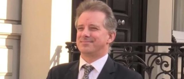 Christopher Steele Told DOJ's Bruce Ohr He Was 'Afraid They Will Be Exposed' After Comey's Firing