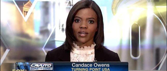 Candace Owens Fires Back At Fox News Contributor Who Doubted The Validity Of Her Attack