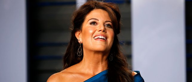 Monica Lewinsky Walks Out Of Jerusalem Interview After Host Brings Up Bill Clinton