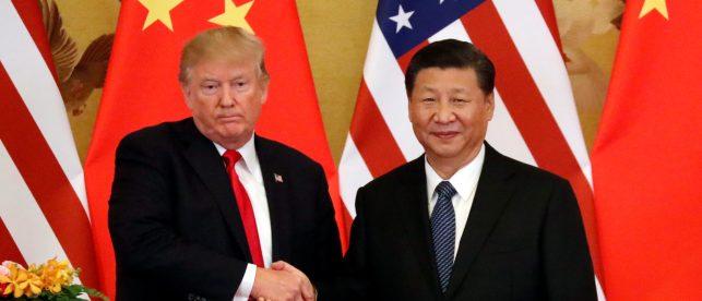 Trump China e