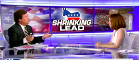 Tucker Carlson Bashes Democratic Strategist Over Basic Biology