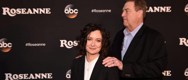 ABC Discussing Potential 'Roseanne' Spinoff Featuring Actor Sara Gilbert, But There's A Catch