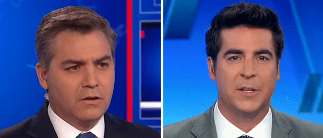 CNN's Jim Acosta Responds To Jesse Watters In The Most Jim Acosta Way Possible