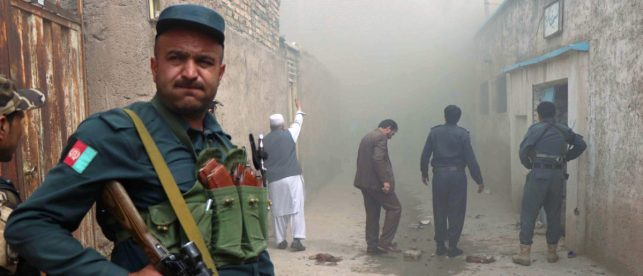 Taliban Forces Slaughter 19 Police Officers Just Hours Before Announcing Unprecedented Ceasefire