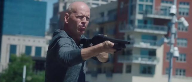 Bruce Willis's New Movie Looks Awesome And Terrible At The Same Time [VIDEO]