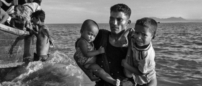 Rohingya Getty Images Kevin Frayer