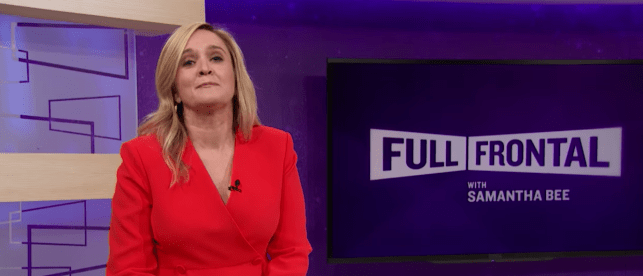 Conservative Conference Denies Press Credentials To Samantha Bee's 'Full Frontal' Show