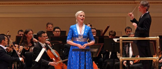 Opera Singer Claims Husband Committed Suicide Over Being Falsely Accused Of Sexual Misconduct