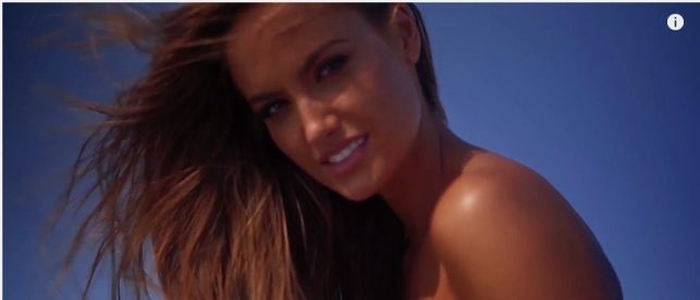 Haley Kalil Counts Down To Rookie Shoot With Racy Swimsuit Clip [VIDEO]
