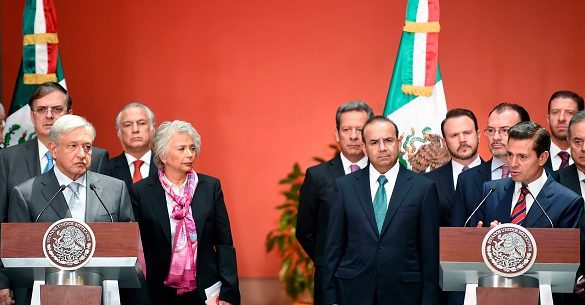 Corruption In Mexico Has Worked Itself Into The Presidency