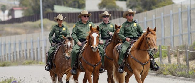 Border Patrol Agent Attacked By Six Illegal Immigrants — One In Custody