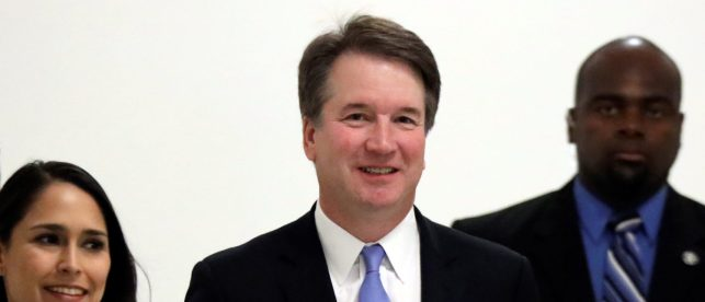 Here's What Brett Kavanaugh Will Say To Open His Confirmation Hearing